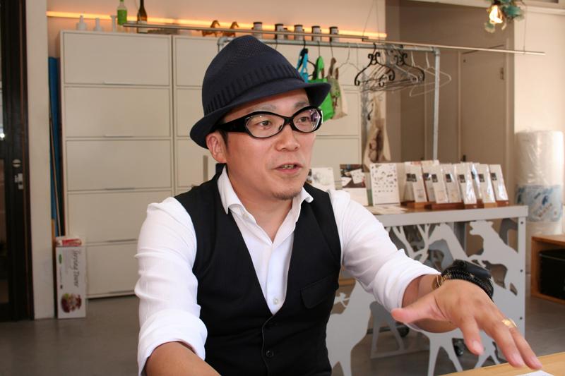 金谷勉さん